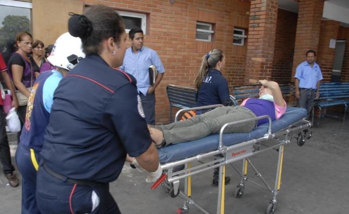40 niños y 3 adultos intoxicados con formol en Barquisimeto