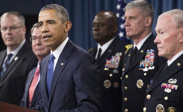 Obama promete una larga operación militar contra el Estado Islámico