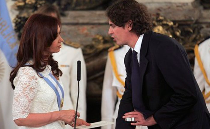 Presidenta Cristina Fernández suspende agenda por motivos de salud