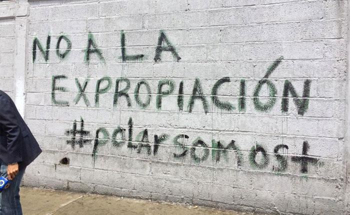 ¿Y ahora qué? Organizaciones y voceros alarmados con ocupación de galpones en La Yaguara