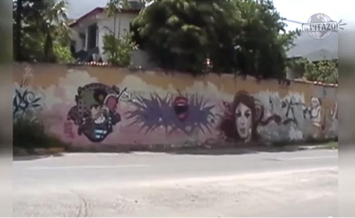 El grafiti se debate entre el arte y el vandalismo