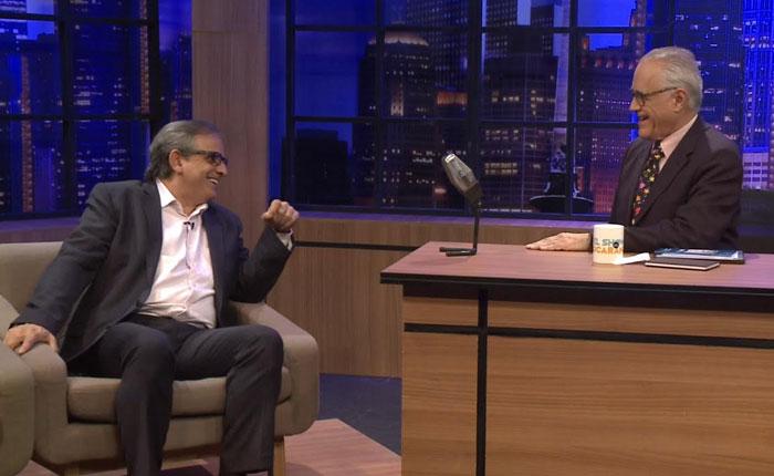 Héctor Manrique visita El Show de Bocaranda