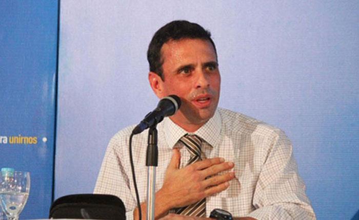 Las Medidas de Capriles, y algo más por Francisco J. Quevedo