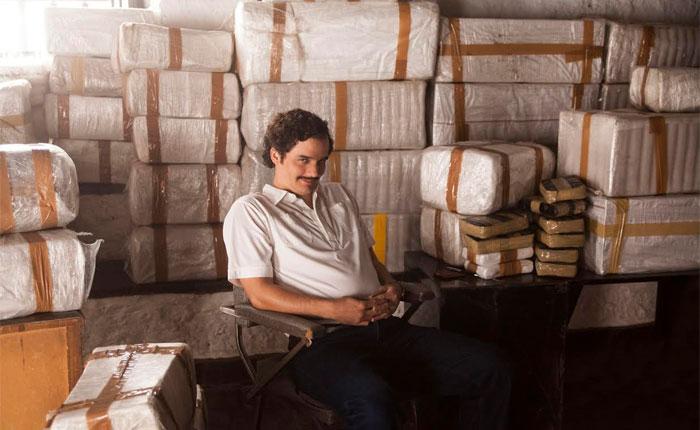"""""""Narcos"""", la nueva serie de Netflix sobre la vida de Escobar y otros capos de la droga"""