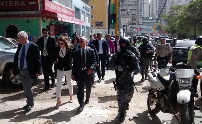 Informe Otálvora: Chavismo no permitirá monitoreo electoral pedidos por EEUU y Brasil