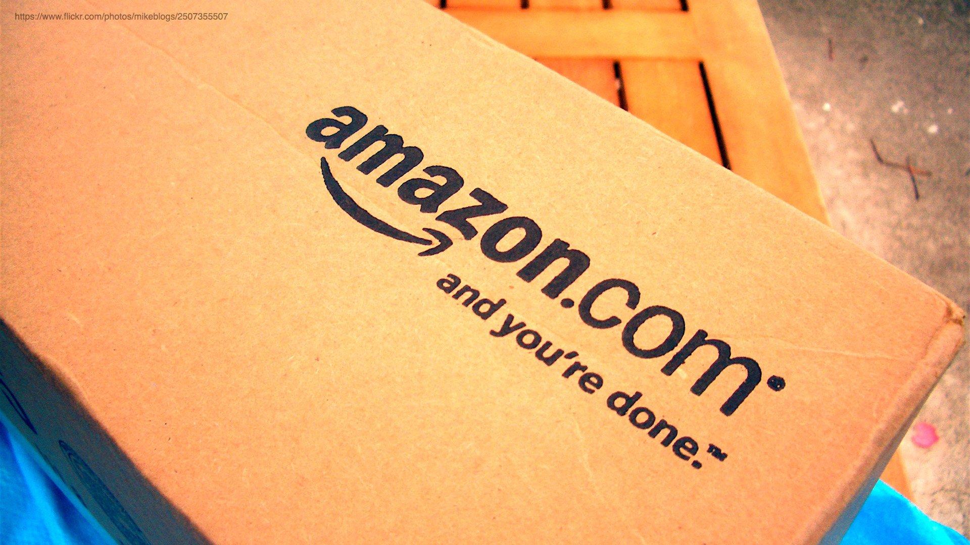 Amazon cumple 20 años de existencia