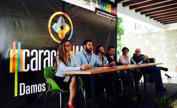 Agenda cultural caraqueña se podrá consultar en www.caracasenunclick.com
