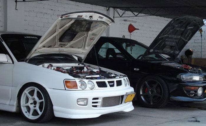 Escasez de repuestos impide reparar vehículos a tiempo