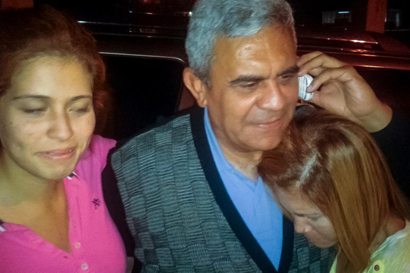 Reportan que comisión del DIM allana la residencia de Raúl Isaías Baduel