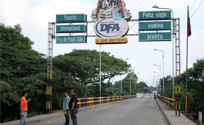 Intercambio comercial entre Venezuela y Colombia se contrajo 53%