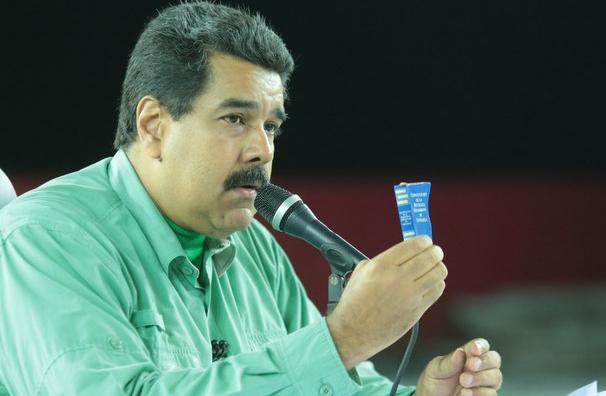 Maduro cometió un delito al mostrar video de Pérez Venta