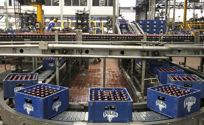 Barco con cebada para cerveza polar llega el martes for Jardin de la cerveza 2015 14 de agosto