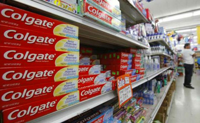Colgate Palmolive reactivó producción de crema dental
