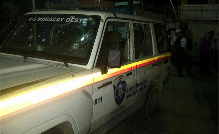 Pranes de Tocorón habrían ordenado ataque a Comando Policial de San Vicente