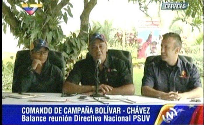 Jorge Rodríguez vinculó a Blanco, Capriles y Machado con caso Hergueta