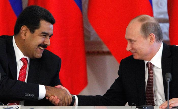 Maduro y Putin discutirán posibles pasos para estabilizar precios del crudo