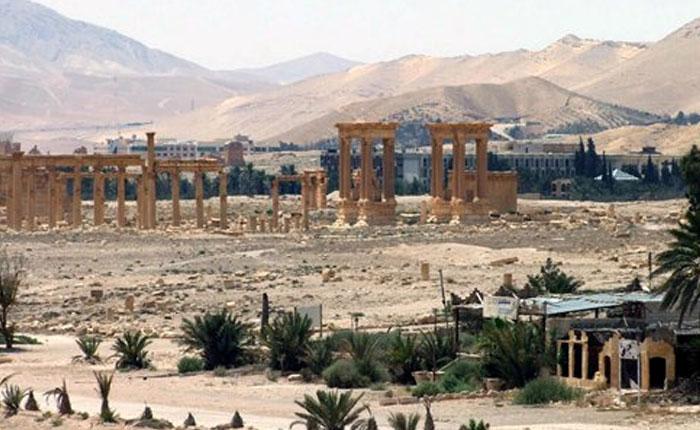 """Unesco calificó de """"crimen de guerra"""" la destrucción de templo en Palmira"""