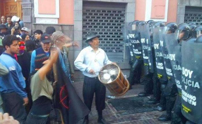 Informe Otálvora: Castrochavismo declara guerra a sectores populares de Ecuador