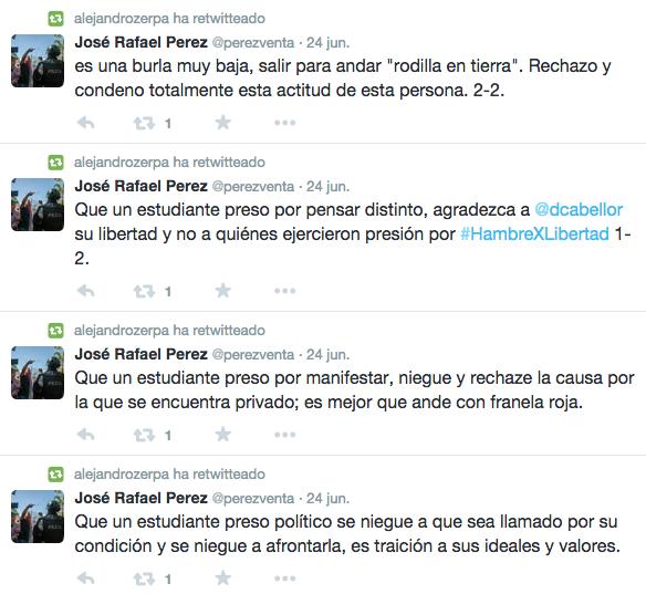 Zerpa RT a Pérez Venta