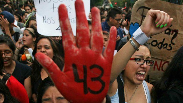 México: la CIDH denuncia obstáculos en investigación del caso de los 43 estudiantes de Iguala