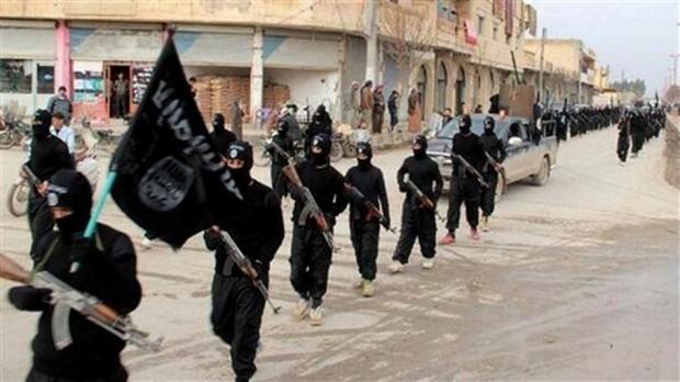 No al Estado Islámico por Milos Alcalay