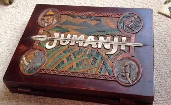 Nueva versión de Jumanji se estrenará en diciembre de 2016