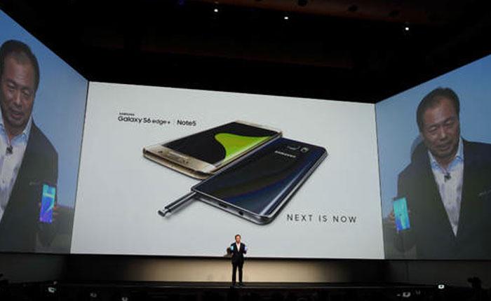 """En 10 claves: Esto es lo nuevo de Samsung con los """"phablets"""" Note5 y Galaxy S6"""