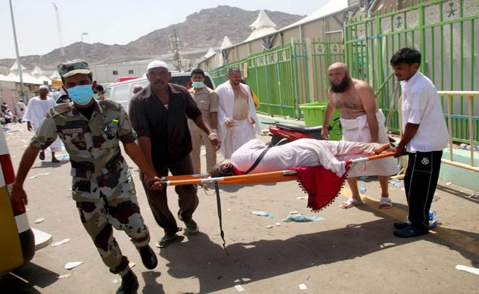 453 muertos y 719 heridos en una estampida de peregrinos en Arabia Saudita