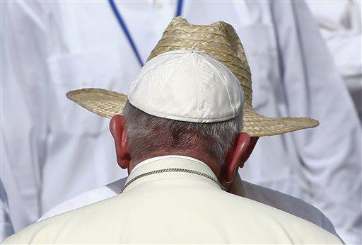 Pope Francis, Raul Castro
