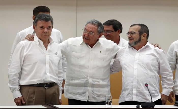 Gobierno colombiano y simpatizantes del No se reunirán para analizar acuerdo de paz con las FARC