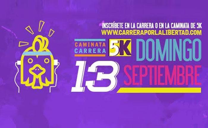"Cedice Libertad organiza ""Carrera 5K por la Libertad: Ser, tener, soñar"""