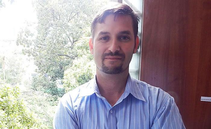 Periodista César Batiz es amenazado por solicitar información al fiscal