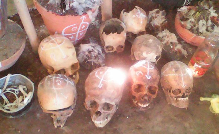 Hallan 17 cráneos humanos en una vivienda en Guatire