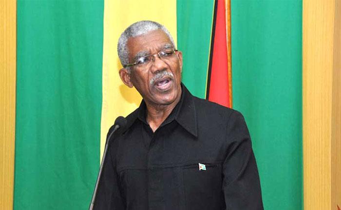 Guyana denuncia