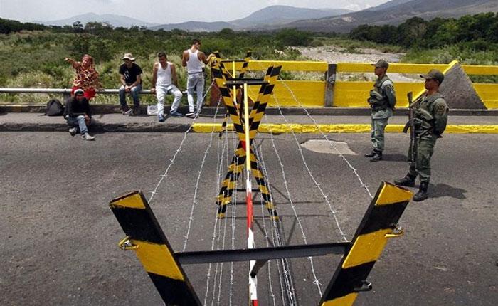 FronteraColombovenezonala