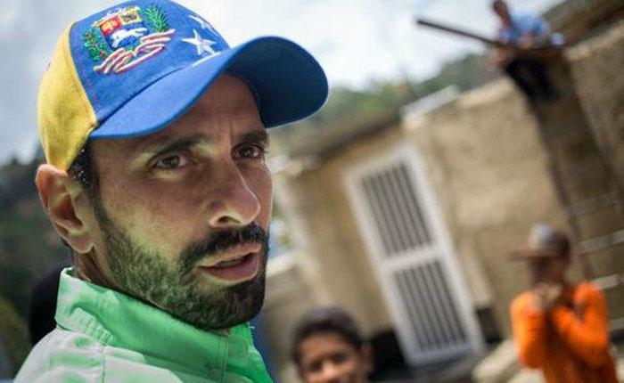 Capriles: Gobierno sigue echando leña para prender conflicto en la frontera