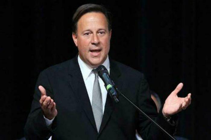 Presidente Varela dice Panamá no se cierra a diálogo que solucione crisis con Venezuela