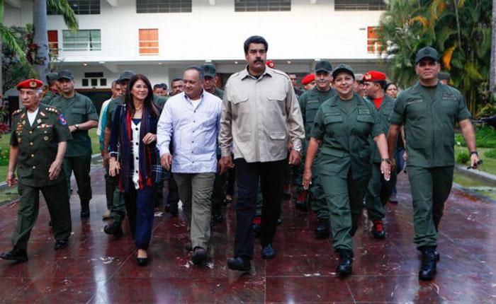 #DesdeAporrea: Maduro-Cabello entierran a Venezuela y la Patria Grande por Heinz Dieterich
