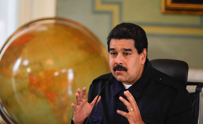 Maduro propone crear mecanismo para fijar precio justo de los hidrocarburos