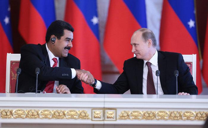 Maduro se reunirá con Putin en Moscú esta semana