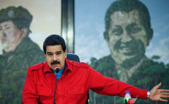 Maduro: Citibank cerrará cuentas del BCV y del Banco de Venezuela