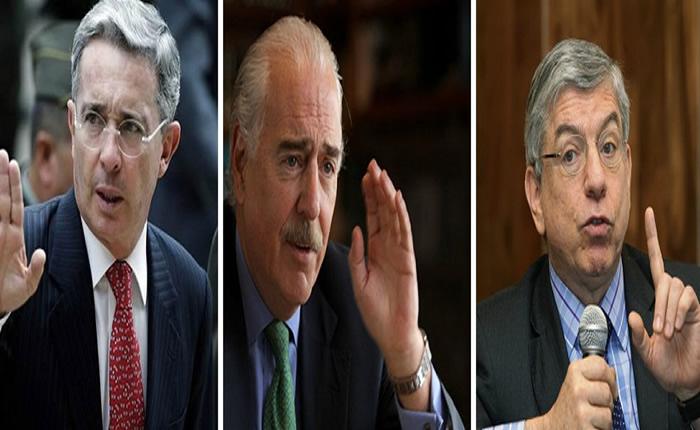 Gaviria, Uribe y Pastrana se reunirán para analizar situación entre Colombia y Venezuela