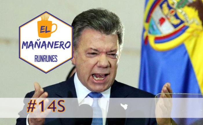 El Mañanero #14S: las 7 noticias que debes saber