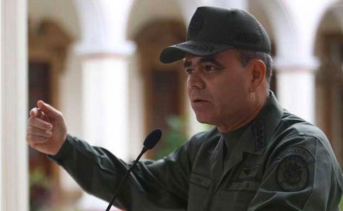 Padrino López: Rechazamos injerencismo de EEUU en asuntos internos de Venezuela