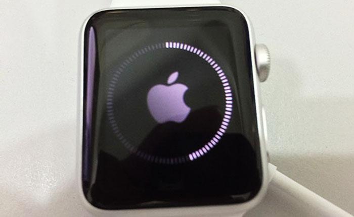Apple lanzó primera actualización de su reloj inteligente