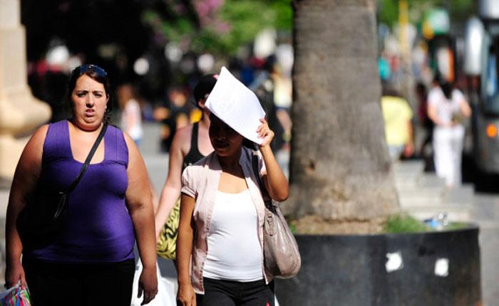 Las altas temperaturas se mantendrán hasta finales de octubre