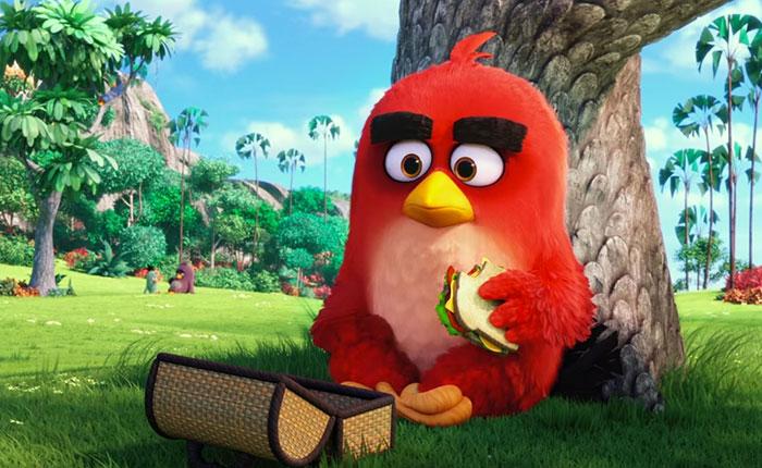 """VIDEO """"Angry Birds"""" ya tiene una película y aquí está el trailer"""