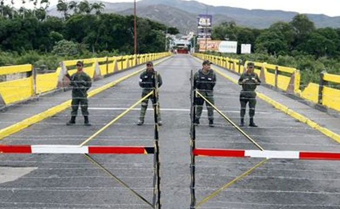 Oficializan estado de excepción en cuatro municipios de la Zona 2 en Táchira