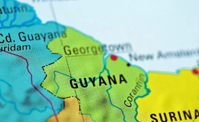 Oposición de Guyana apoyará al gobierno en su disputa con Venezuela