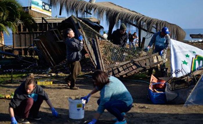 Chile: En Santiago no se ha informado de daños tras terremoto